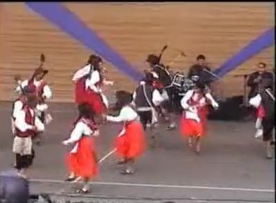 danza sartasi de cairani de tacna
