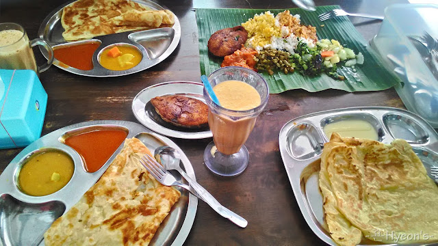 Lunch @ Sri Latha Curry House, Bandaran Berjaya