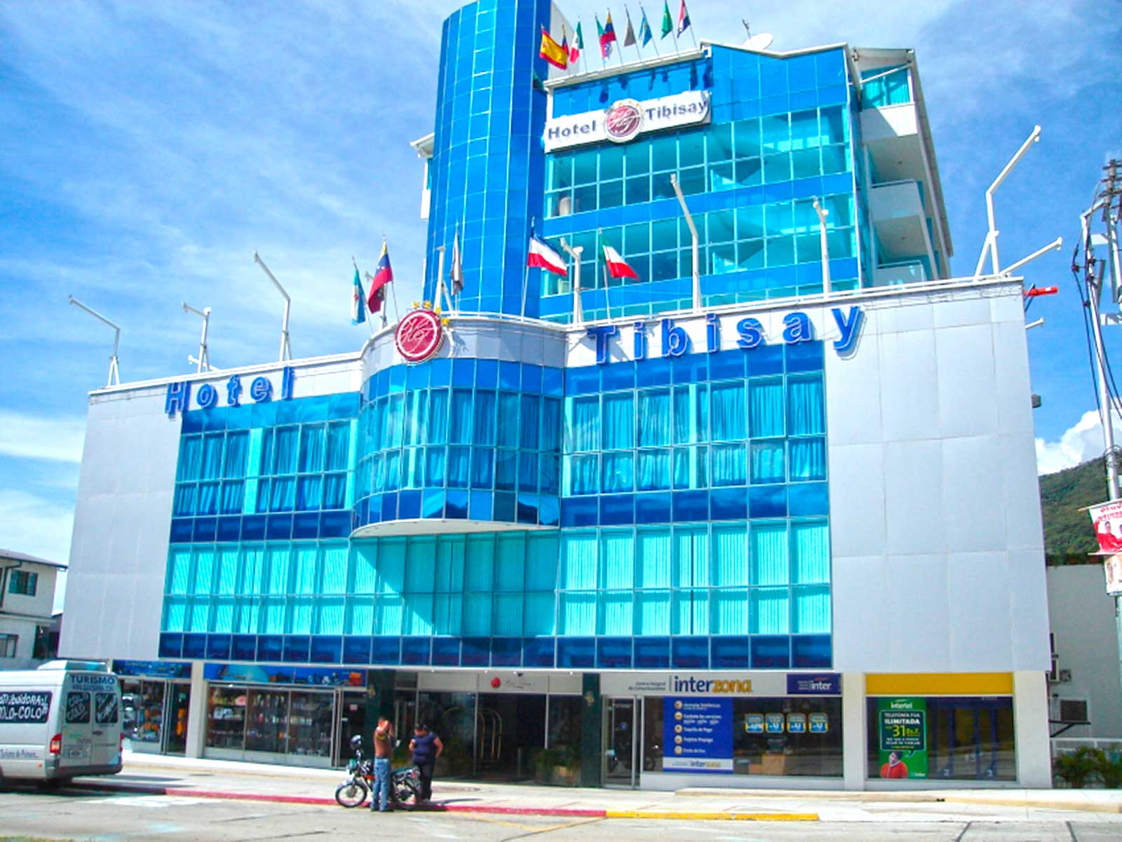Hotel tibisay m rida venezuela for Piscina climatizada merida