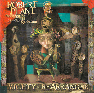 Robert Plant & the Strange Sensation's Mighty ReArranger