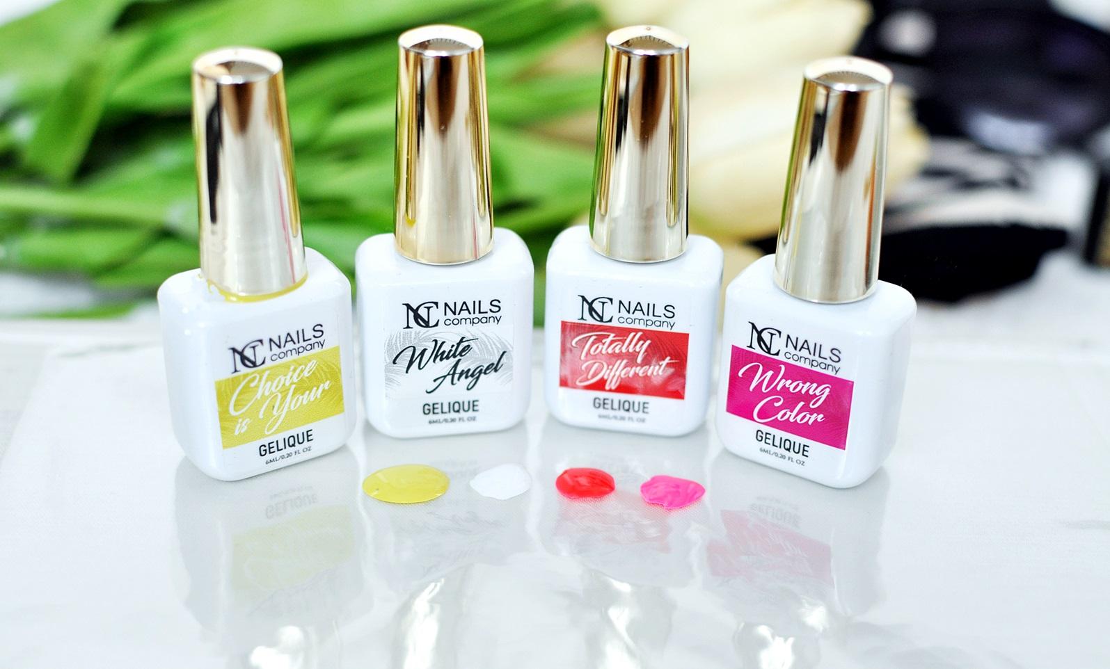 trendy 2019 w manicure hybrydowym test lakierow nails company