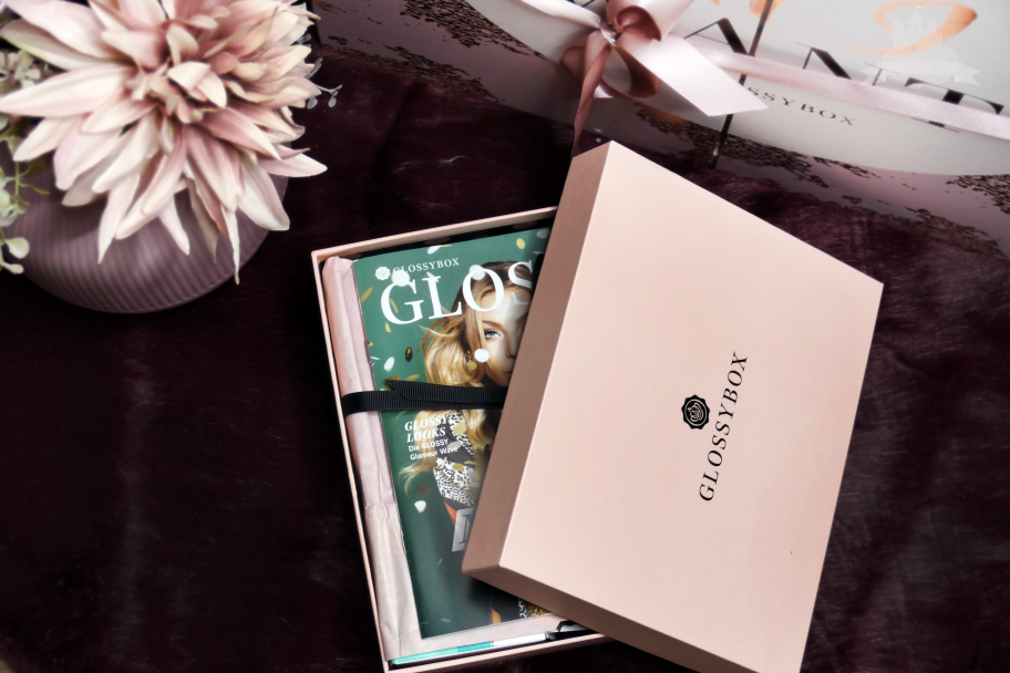 Glossybox Make a Wish Edition November 2018