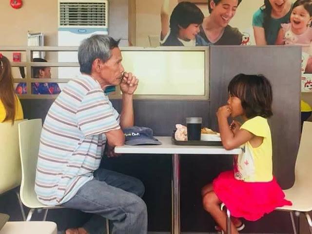 Gambar Pengorbanan Insan Bernama Ayah Untuk Anaknya