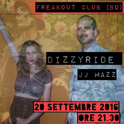 Up to You! /// Dizzyride + JJ MAZZ | Freakout Club