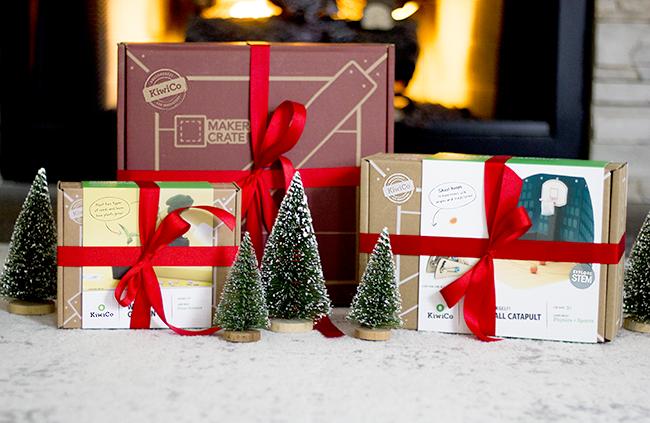 KiwiCo Holiday Gifts