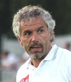 Roberto Donadoni is now a coach after a hugely successful playing career