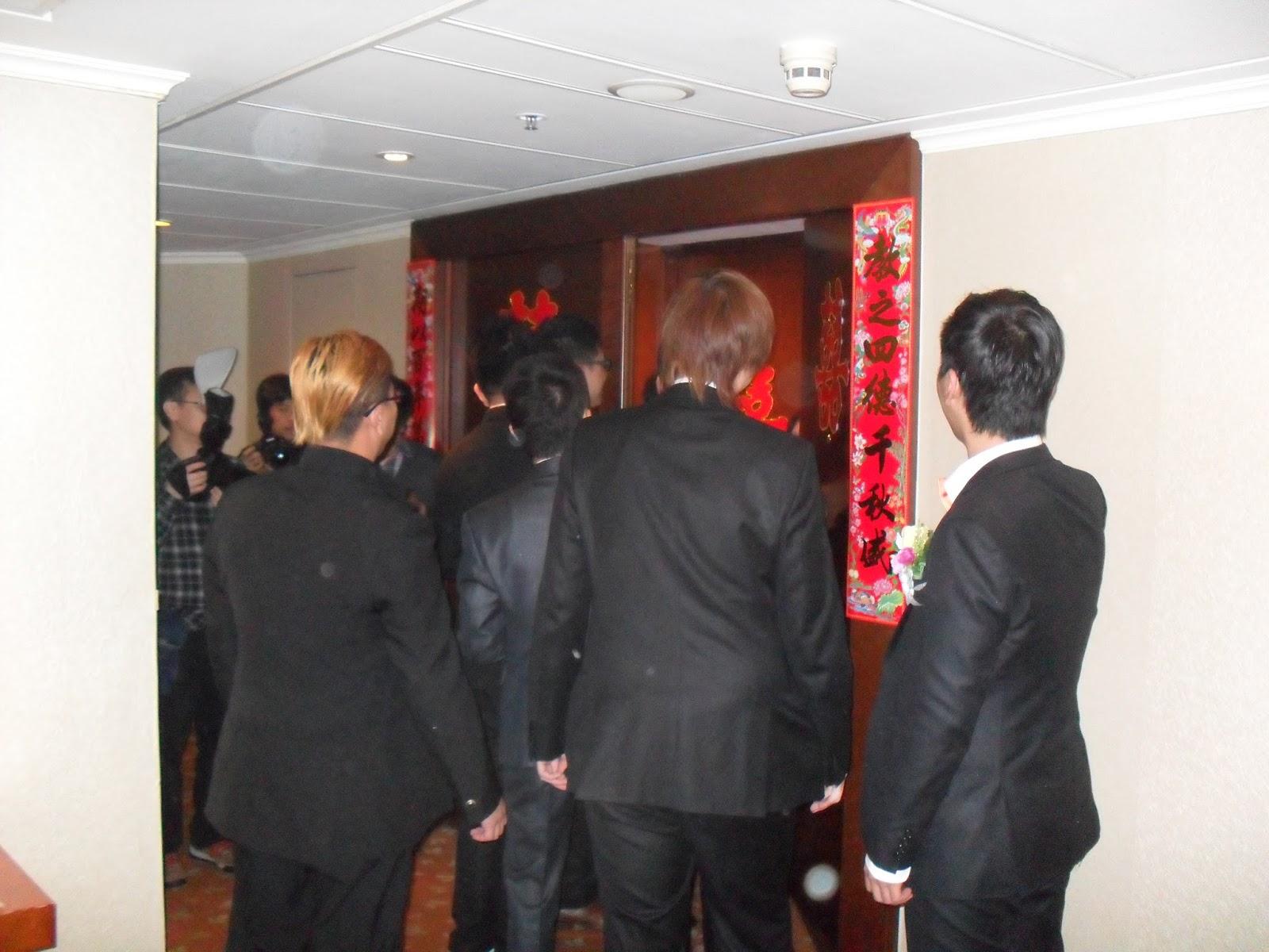 MC Andy: Wedding Planner & MC ~ Carrie & Dick Wedding on 03/03/13 ~ 金皇廷海鮮酒家 29圍
