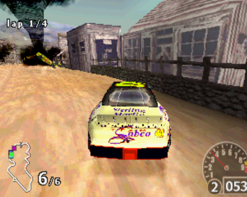 DROYZZ FORGGEZZ: Download Game Nascar Rumble Ps1 [ISO]