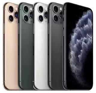 Pré-venda iPhone 11, 11 Pro e 11 Pro Max desde a Amazon