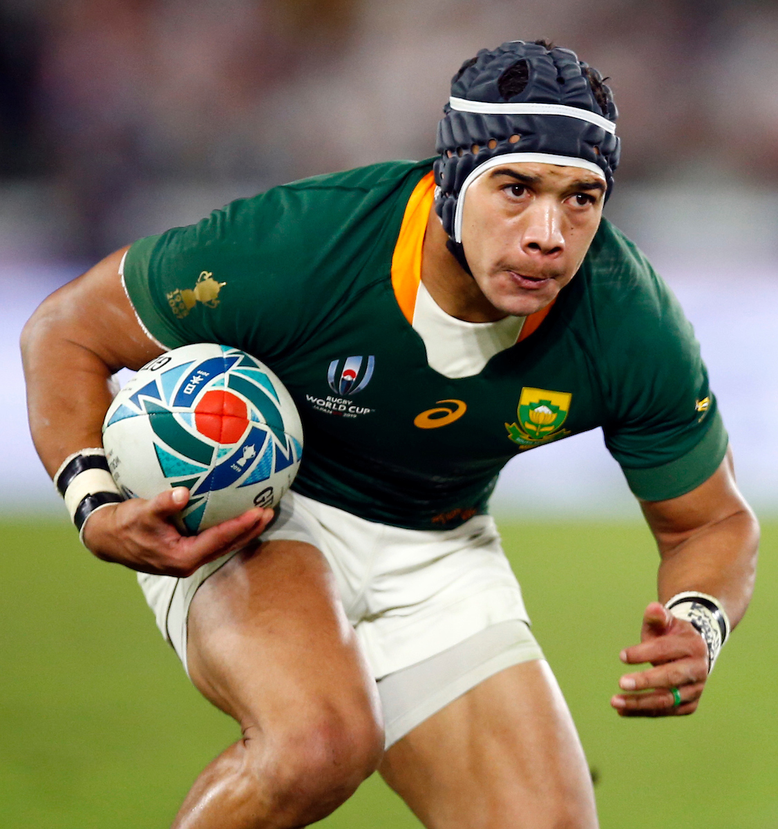 Cheslin Kolbe and Rugby's Greatest Ever Steppers