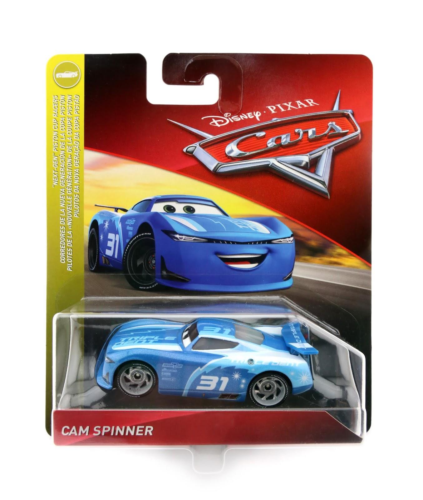 cars 3 cam spinner review cars 3 cam spinner review