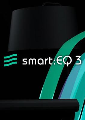 Cover Box do Plugin Sonible - smart:EQ 3 v1.0.0