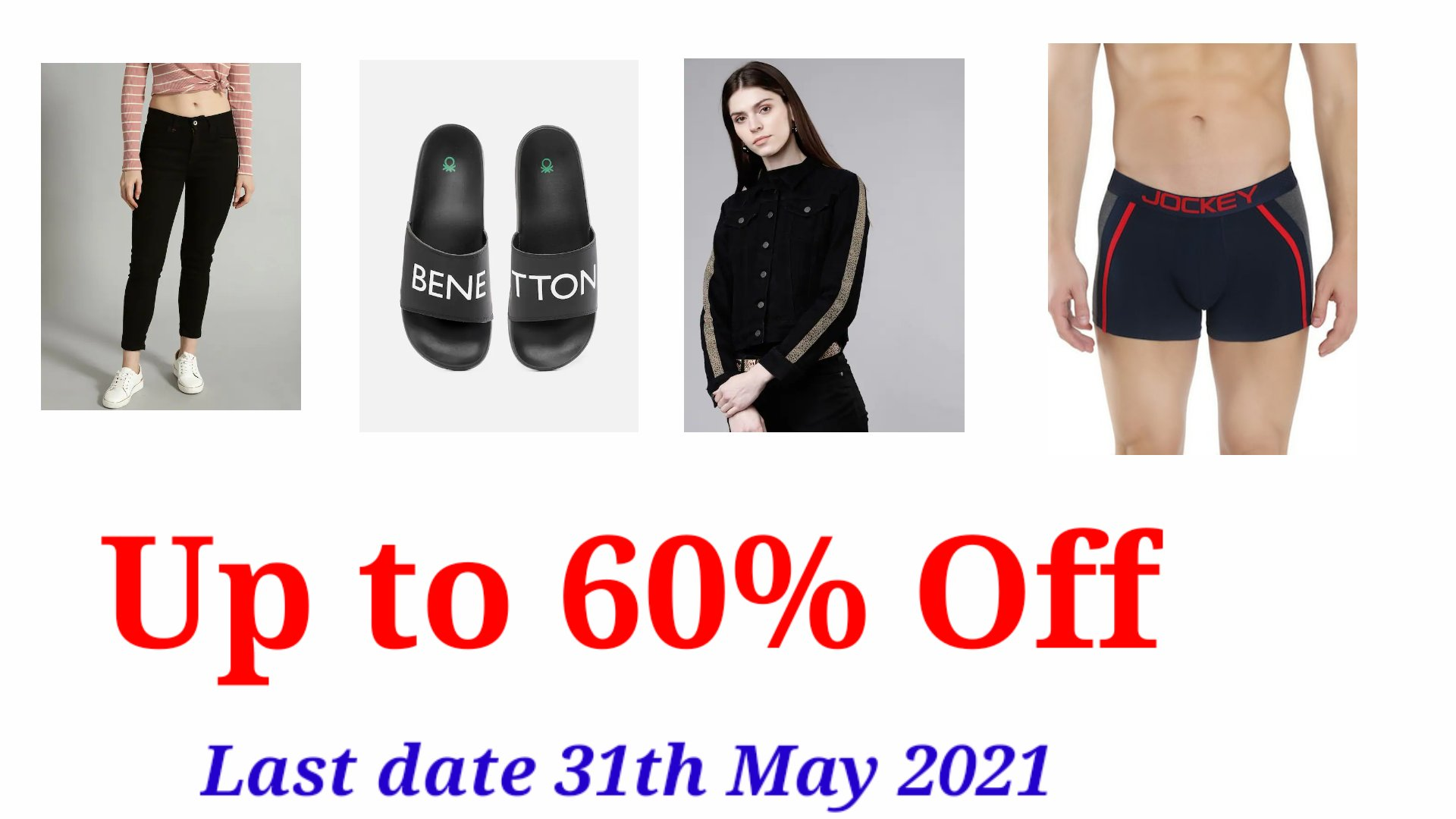 Online shopping offer updates on 31th May 2021