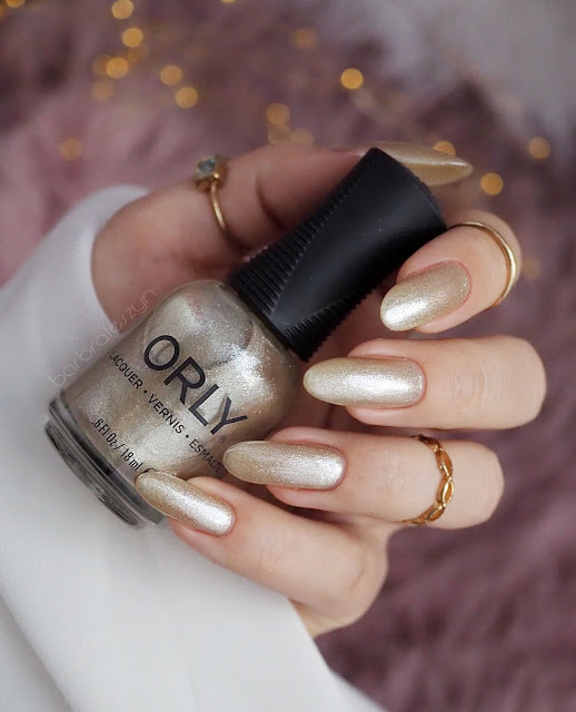 Orly Gilded Glow