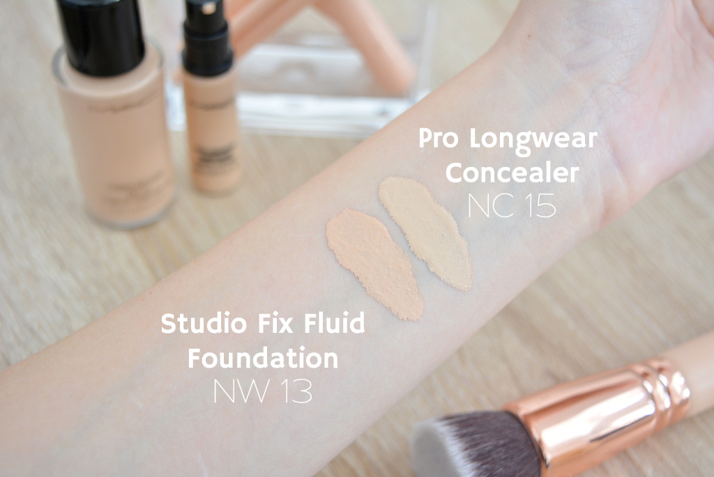 mac studio fix fluid nw 13 cena