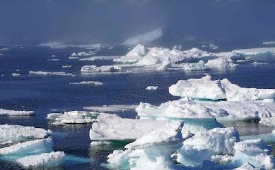 Degelo  na Gronelandia
