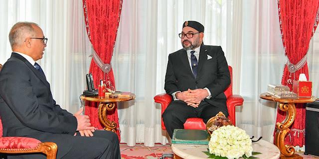 """الملك محمد السادس يترأس مراسيم تقديم تقرير """"لجنة النموذج التنموي"""""""