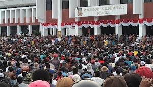 Gubernur Lukas Enembe: Kenapa Tak Terjunkan Banser untuk Bela Mahasiswa Papua yang Dipersekusi