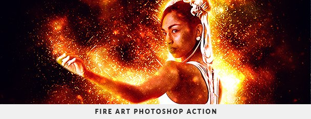 Painting 2 Photoshop Action Bundle - 75