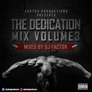 DJ Factor - The Dedication Mix Vol 3