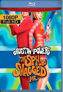 Austin Powers El Espia Seductor [1999] [1080p BRrip] [Latino- Ingles] [GoogleDrive] LaChapelHD