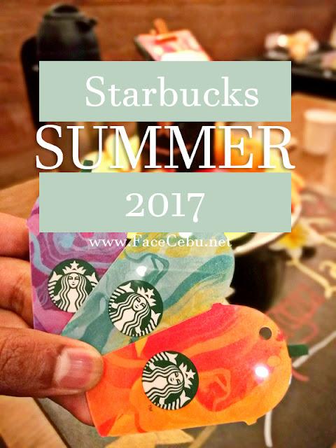 Starbucks Summer 2017 Offerings