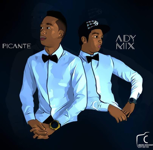 Dj Adi Mix-Picante - Puka-Puka