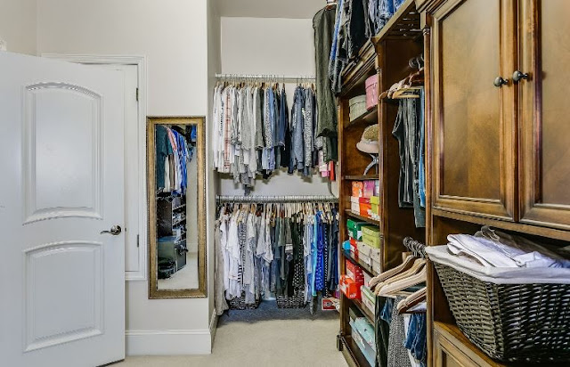 clothing what to hang vs fold closet save space