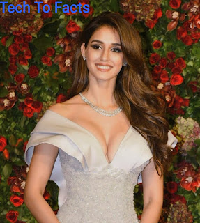 What is the monthly income of Disha Patani?