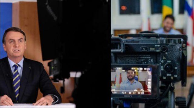 Atuação de Bolsonaro na TV e Hagge na Internet superou Os irmãos cara de Pau da telona