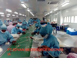 Loker PT Edvan Medisource Indonesia Brebes