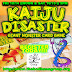 Kaiju Disaster Game at Save Against Fear event in October: Alex Strang and Bodhana Group