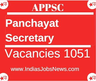 Panchayat Secretary Recruitment