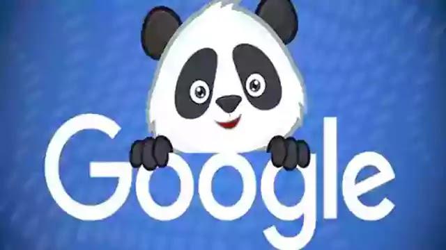 جوجل باندا Google Panda