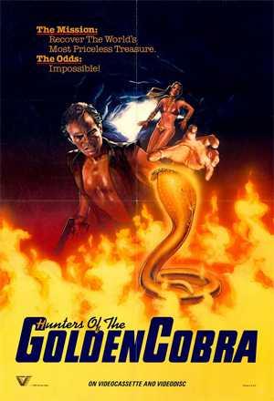 The Hunters of the Golden Cobra 1982 BRRip 720p Dual Audio Hindi English