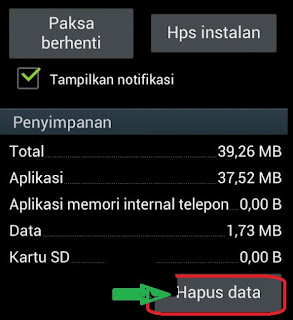 Mengganti Email BBM Di Android