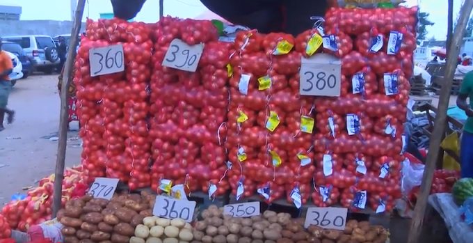 Produtos da primeira necessidade sofrem agravamento de preços em Moçambique