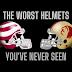 Worst Football Helmets You've Never Seen