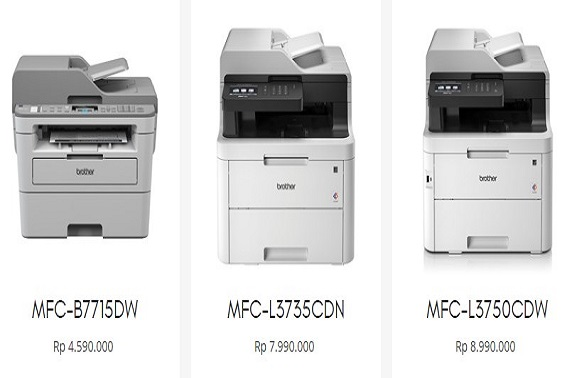 Produk Printer All-In-One