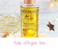 huile d'argan bio
