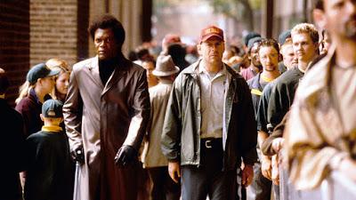 Samuel L. Jackson, Bruce Willis - Unbreakable (2000)