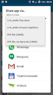App Manager Donate v4.78 Premium APK