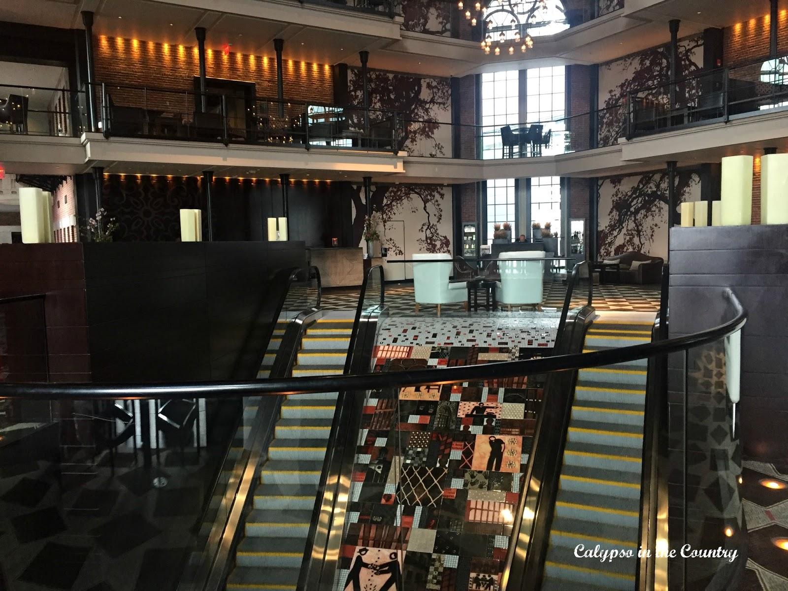 The Liberty Hotel Boston Lobby