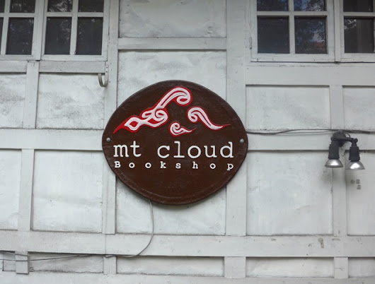 Baguio MUSTS: Mt. Cloud Bookshop