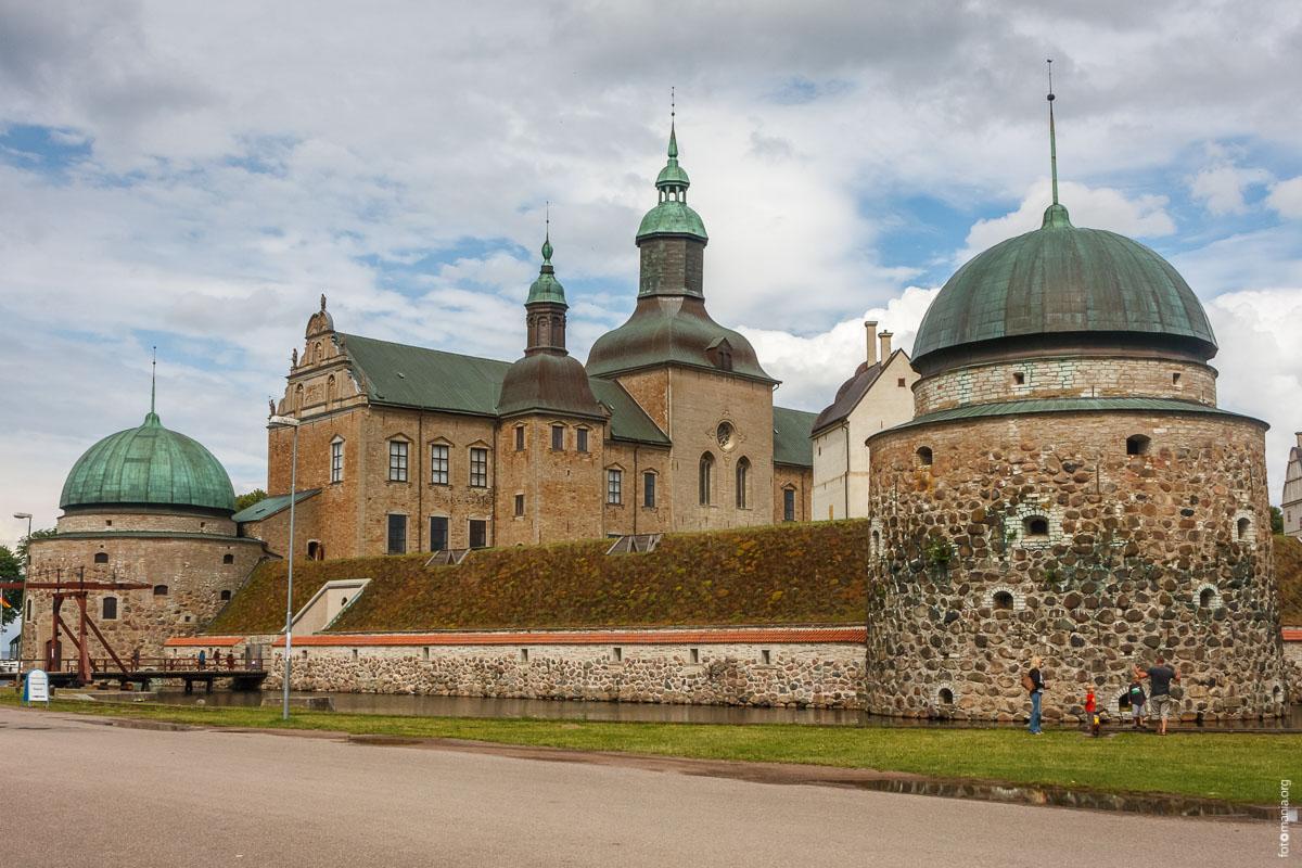 Vadstena Castle 2