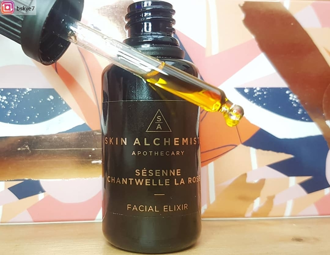 Skin Alchemists Sésenne Facial Elixir Review