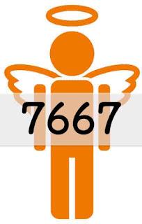 エンジェルナンバー 7667