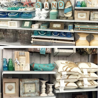 Craft Decorate Coastal With Michaels Decor Ideas And Interior Design Inspiration Images