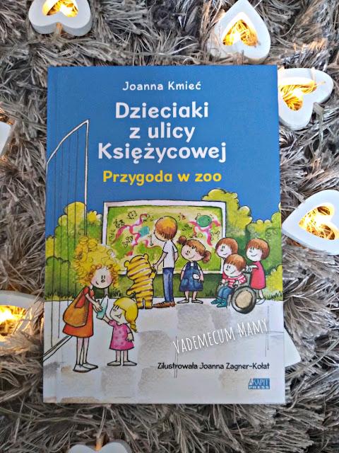 Dzieciaki z ulicy Księżycowej - czyli szalona przygoda w zoo