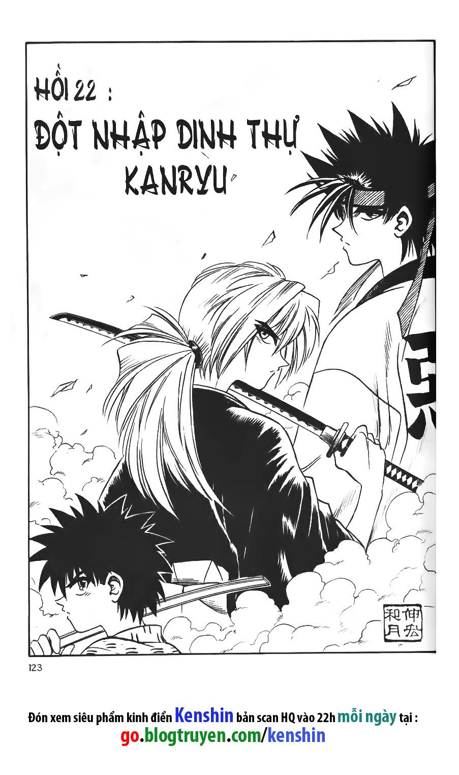 Rurouni Kenshin chap 22 trang 2